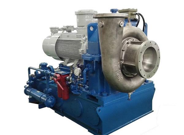 螺杆水蒸气压缩机