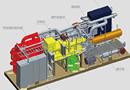 膨胀机发电系统